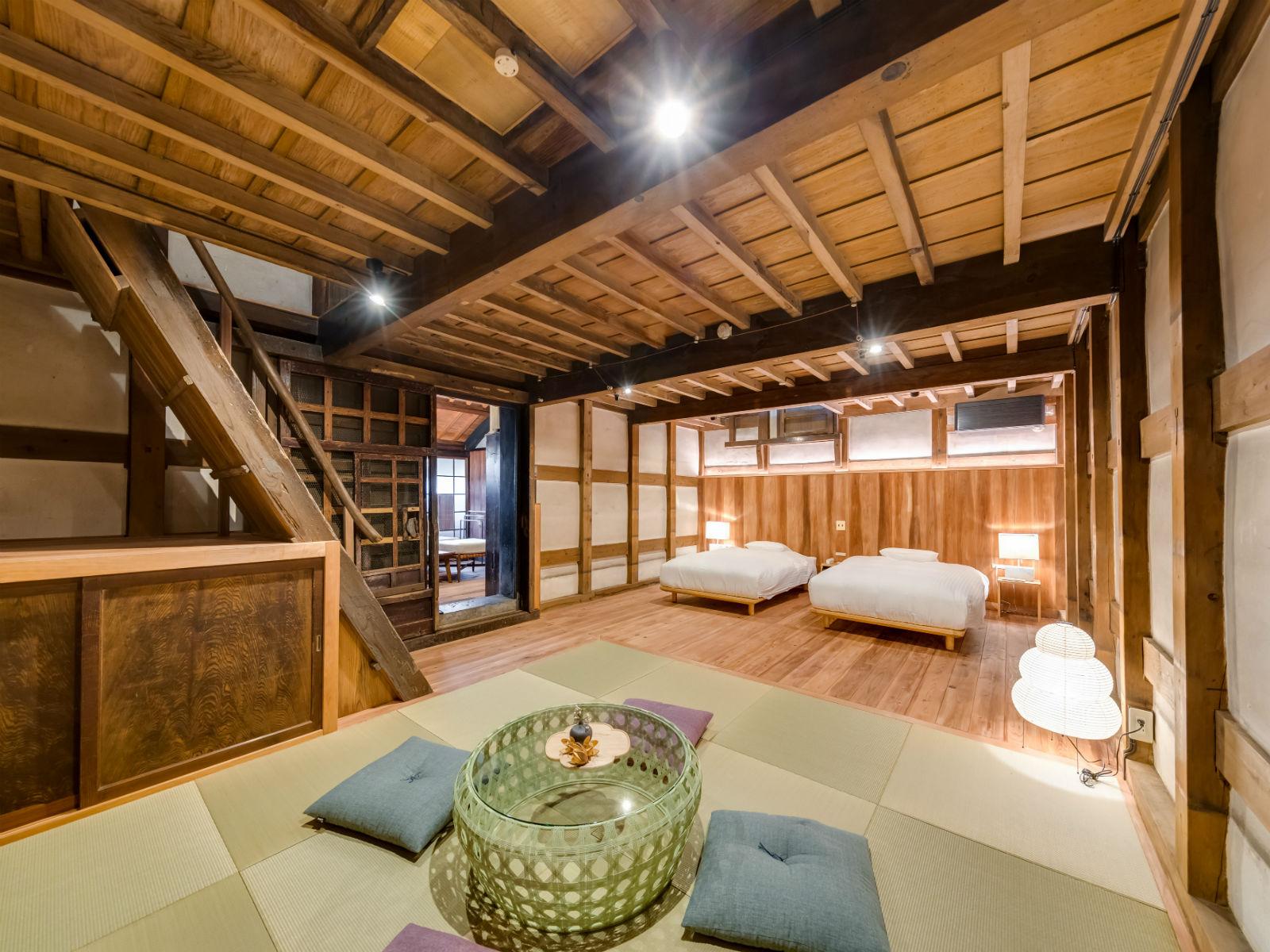 広島の旅で泊まれる古民家ホテル